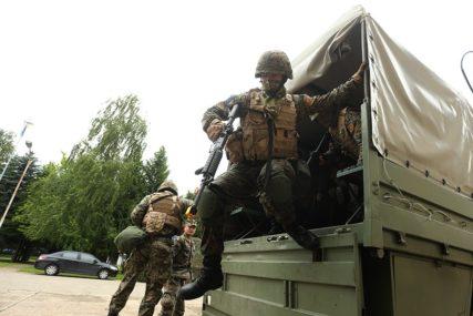 """""""Brzi odgovor 21"""" Najveća bilateralna vježba oružanih snaga SAD i BiH"""