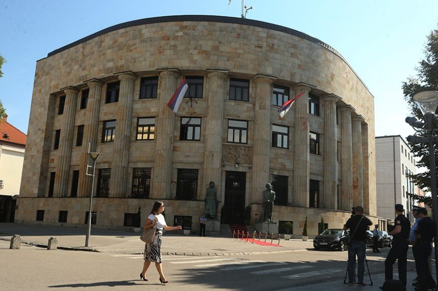 SASTANAK KOD CVIJANOVIĆEVE Srpski politički predstavnici o Srebrenici i Mostaru