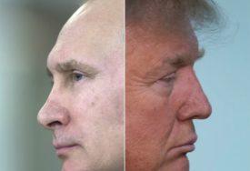 NOVI POZIV ZA POSJETU MOSKVI Putin uputio novogodišnju čestitku Trampu