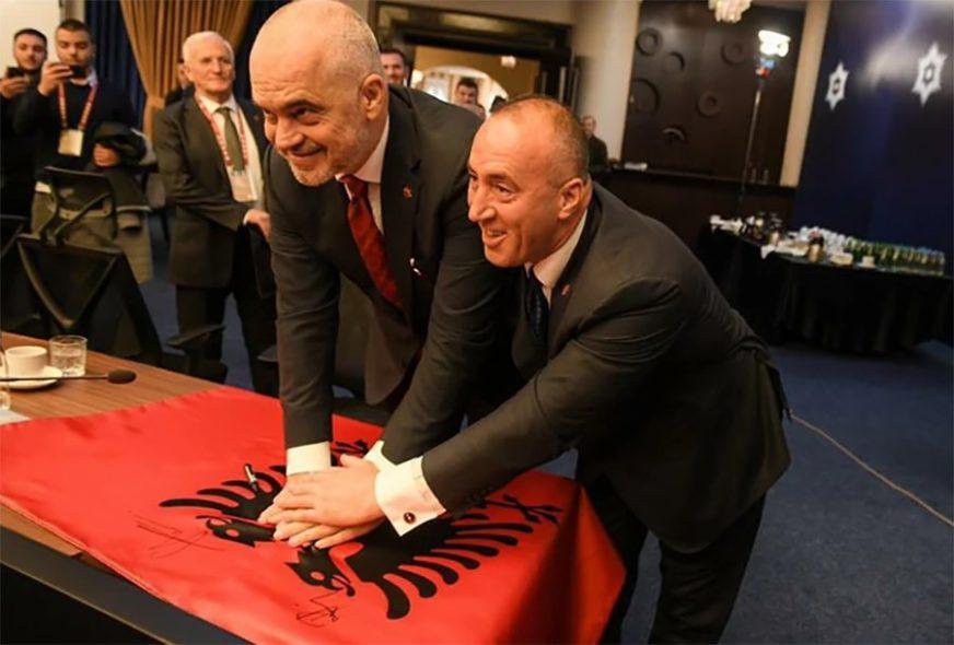 RAZLOZI NA VIŠE OD 30 STRANA Rama tužio Haradinaja zbog kleveta o navodnoj razmjeni teritorija