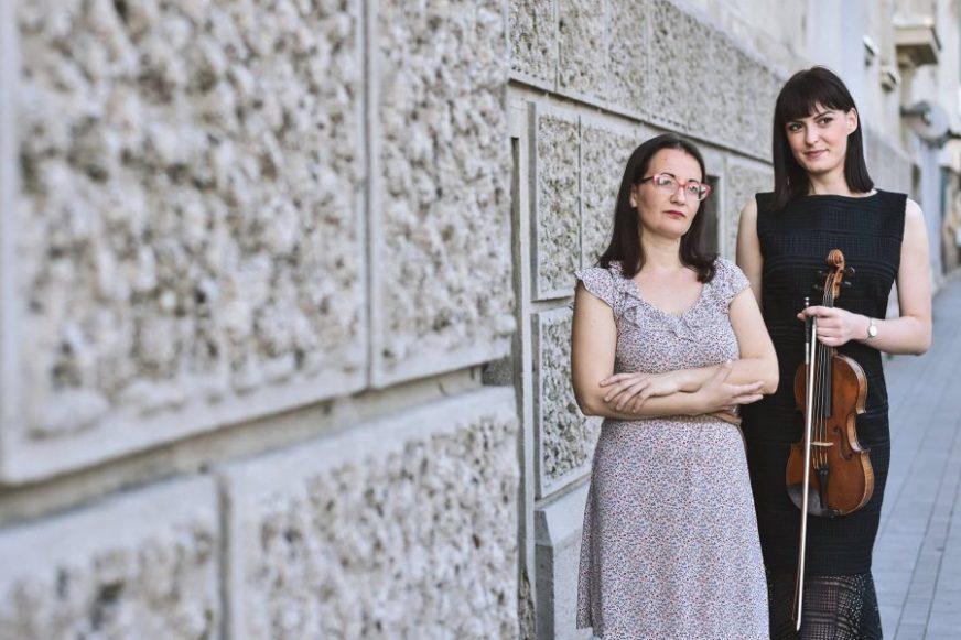 BANSKI DVOR Večeras koncert Lidije Bojinović i Željke Jovanić