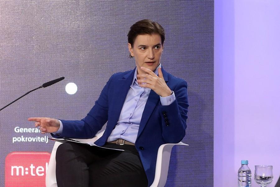 """BRNABIĆEVA PORUČILA """"Od 1. januara povećanje penzija, smanjenje nezaposlenosti"""""""