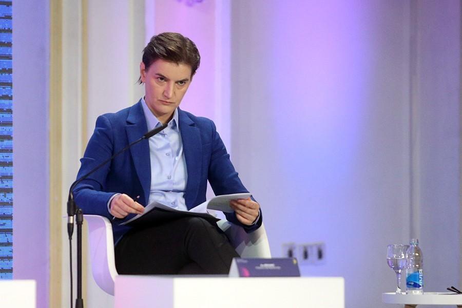 """NEĆEMO IMATI MILOSTI"" Brnabićeva oštro reagovala na potez Crne Gore"