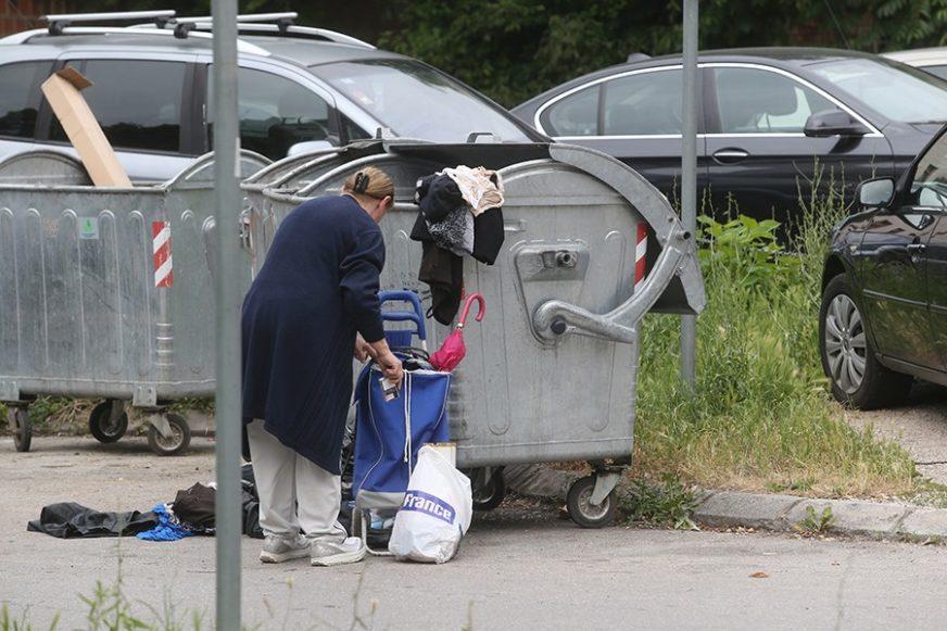 SVAKI ŠESTI LIJEŽE GLADAN BiH najsiromašnija u regionu, na socijali pola miliona ljudi