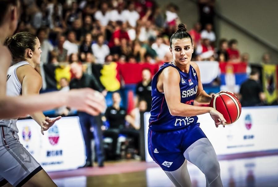 NOVA DRAMA U ZRENJANINU Srpske kraljice preko Belgije do četvrtfinala EP