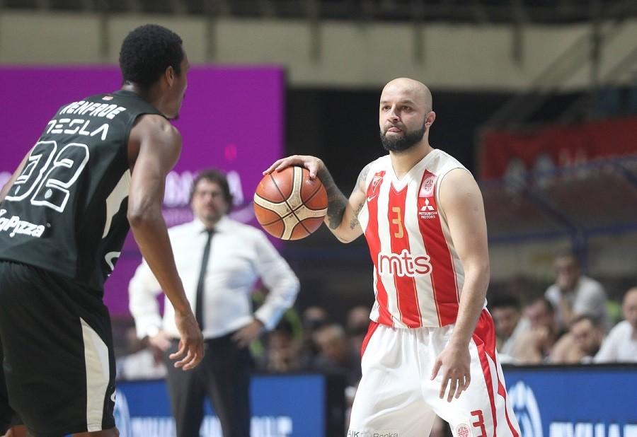 Kk Crvena Zvezda Partizan Kk Partizan 2019 09 17