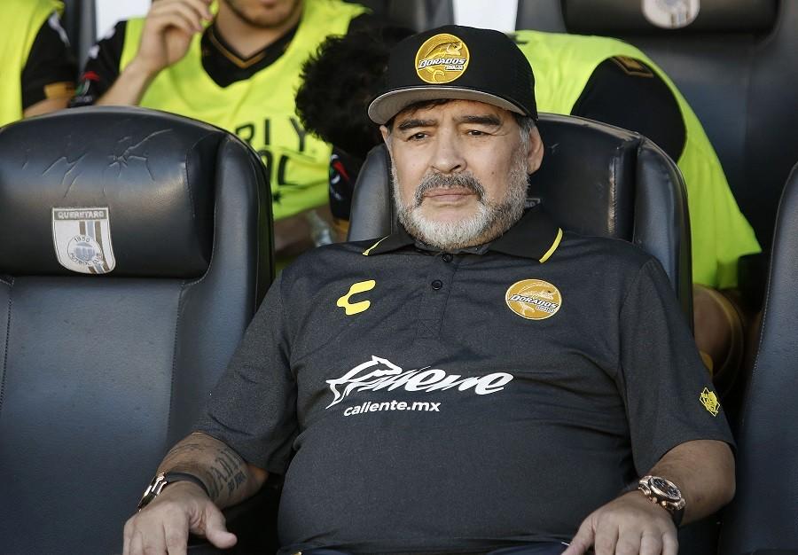 ZVANIČNO Maradona napustio Himnasiju