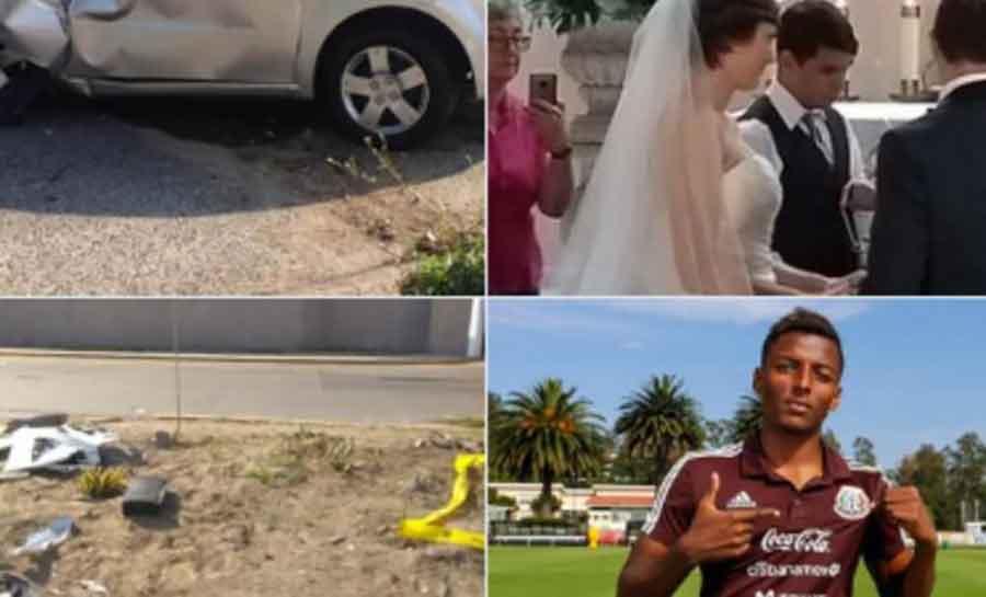 """VOZILO IH ODBACILO PETNAESTAK METARA"": Fudbaler Sevilje usmrtio tek vjenčani par"