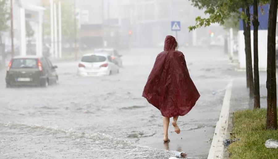 NARANDŽASTI METEOALARM U KRAJINI Obilniji pljuskovi mogu izazvati bujične poplave