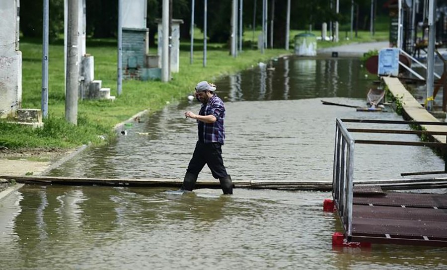 Kiša padala neprekidno sedam dana: U poplavama u Angoli poginulo 24 ljudi