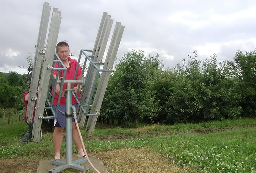 PROTIVGRADNA PREVENTIVA Ispaljeno 70 raketa sa 34 stanice