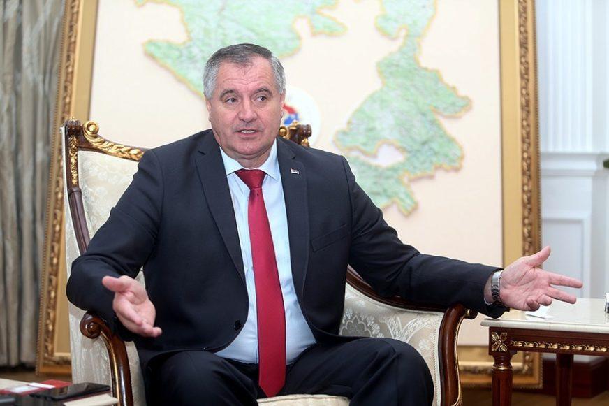 Višković: Neformiranje Savjeta ministara BiH koči rješavanje brojnih pitanja