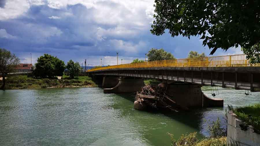 IZUM SE NAMETNUO KAO POTREBA Umjesto letve u Sani ULTRAZVUČNI SENZOR na mostu