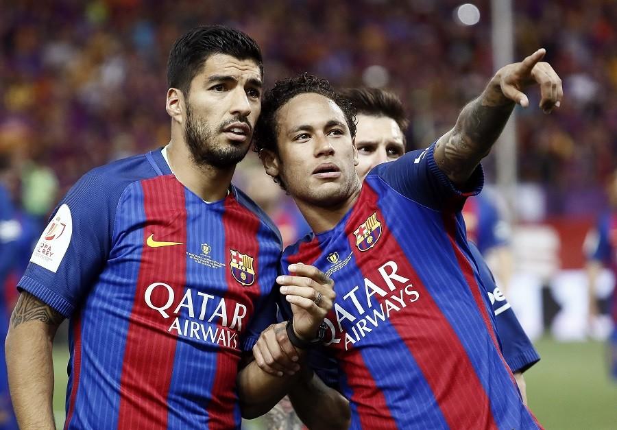 Nejmar pružio podršku Suarezu: Ustani, ti si najbolji!
