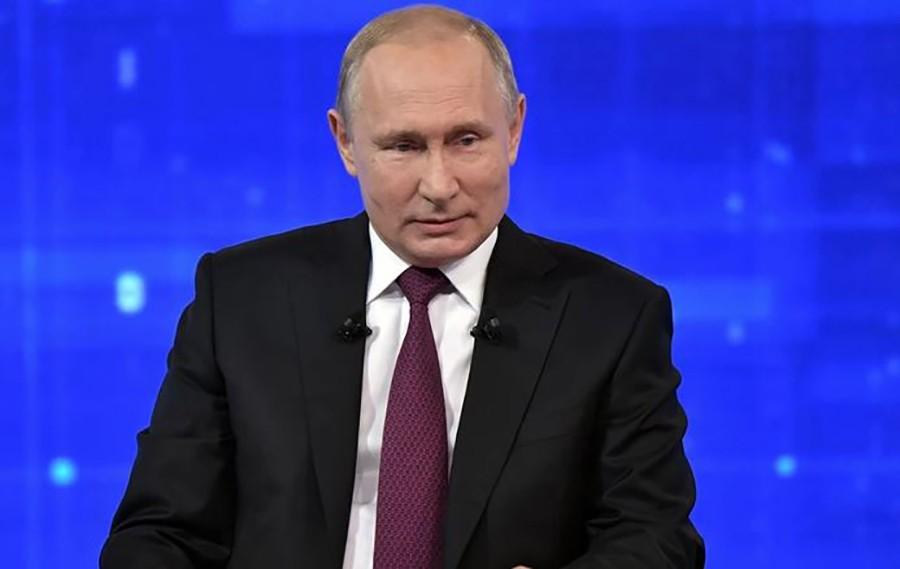 NOVOGODIŠNJE OBRAĆANJE NACIJI Putin: Jedinstvo građana temelj za NAJAMBICIOZNIJE CILJEVE