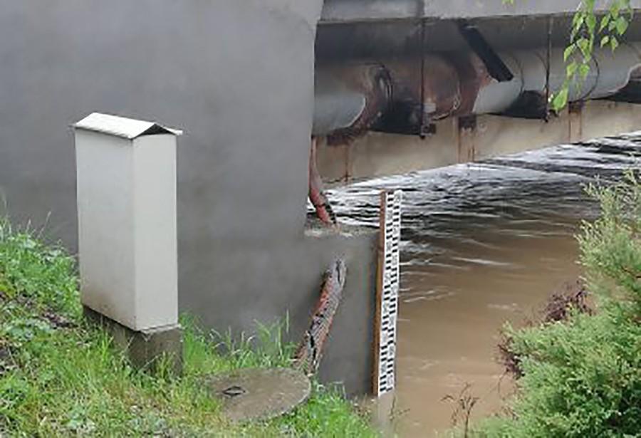 BOLJA SITUACIJA U FOČI Vodostaji Drine i Ćehotine opadaju i nema opasnosti od poplava