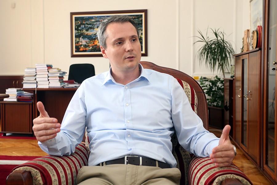 Zoran Talić za SRPSKAINFO: Takmičimo se u razvoju države