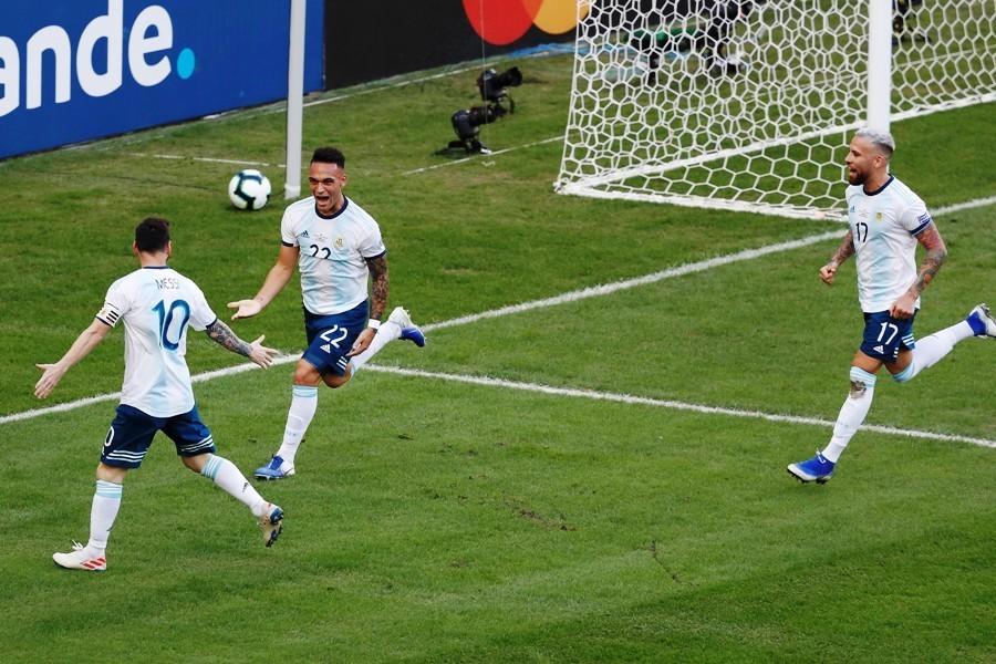 Argentina zakazala polufinale sa Brazilom