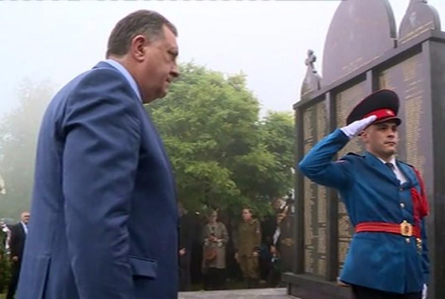 """Dodik: Operacija """"Koridor života"""" ujedinila dijelove Republike Srpske i Srbije, čime je spojen srpski narod"""