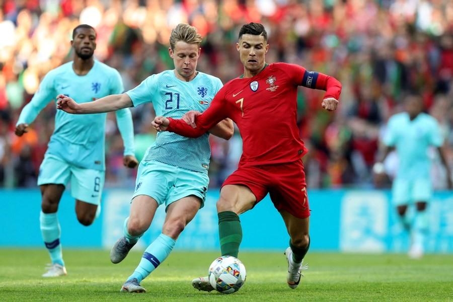 Portugal osvojio Ligu nacija