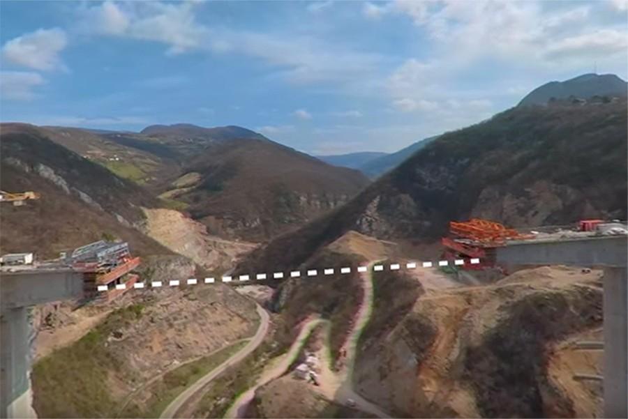 DIONICA DUGA SKORO 50 KILOMETARA Sutra počinju radovi na Koridoru 5C kroz Republiku Srpsku (VIDEO)