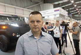 """""""POLICIJA DOBIJA DVA 'DESPOTA'"""" Lukač istakao da je oklopno vozilo još poboljšano"""