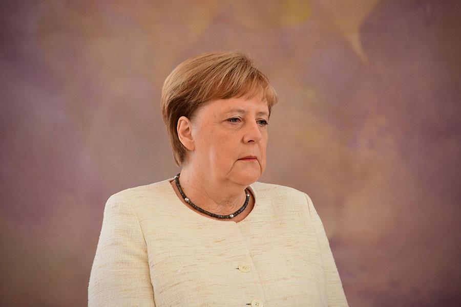 POZDRAVILA DOGOVOR PREDSJEDNIŠTVA BiH Merkelova se sastala sa Džaferovićem