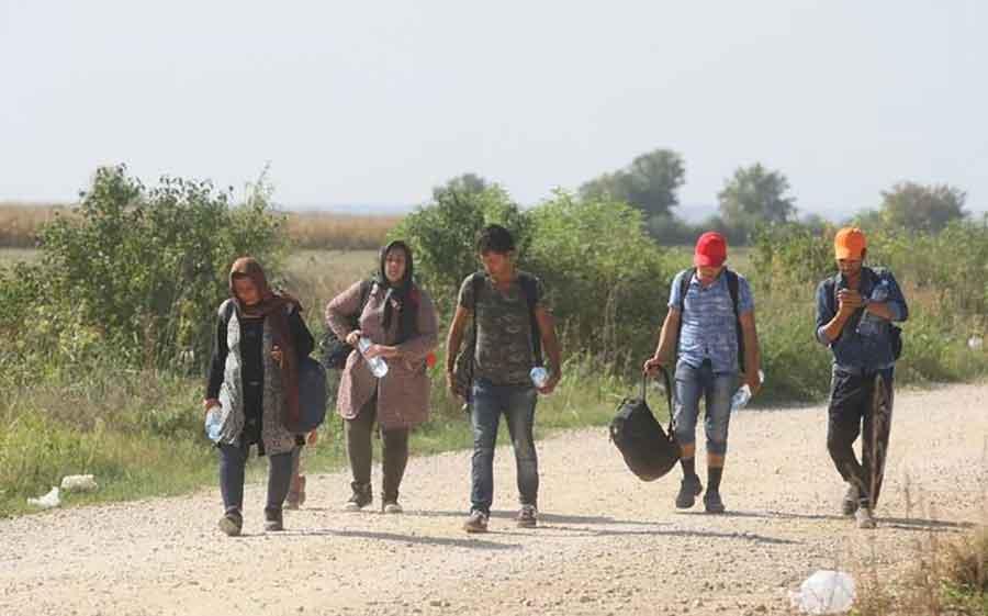 POKUŠALI NA ČETIRI PRELAZA Spriječeno 183 migranta da ilegalno pređu granicu