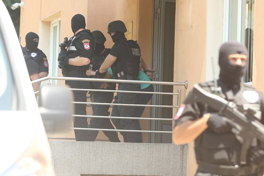 ODREĐEN PRITVOR NEDELJKU LIZDEKU Osumnjičeni za organizovani kriminal dovodi se u vezu sa grupom Darka Eleza