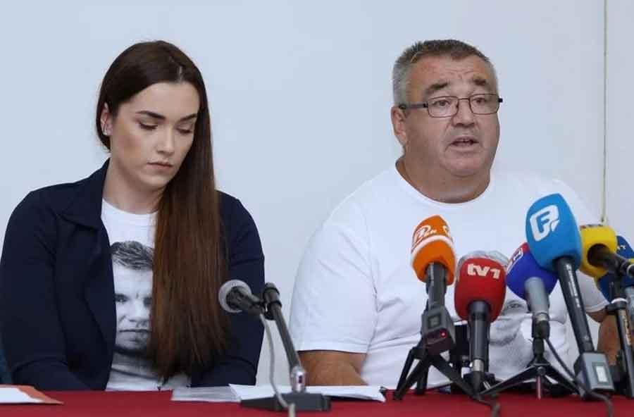 """""""DŽENAN JE UBIJEN"""" Porodica Memić poziva na proteste 29. juna u Sarajevu, spomenuli i Davora"""