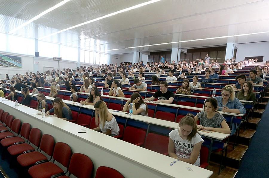 PORAZNI REZULTATI ISTRAŽIVANJA Svaki drugi student ne vjeruje institucijama Srpske