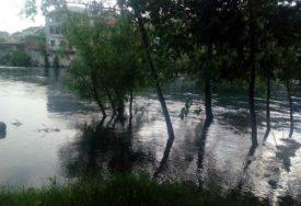 NIVO TREBIŠNJICE REKORDAN U JUNU Nadležni poručuju da nema bojazni od poplava (FOTO)