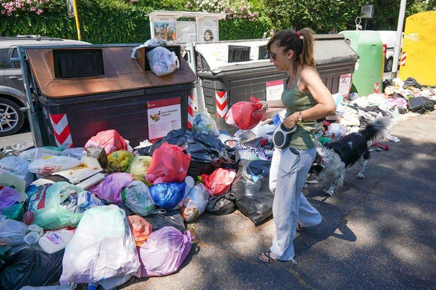 PRIJEDLOG U ŠVAJCARSKOJ Za nepropisno bacanje smeća kazna i do 3.600 evra