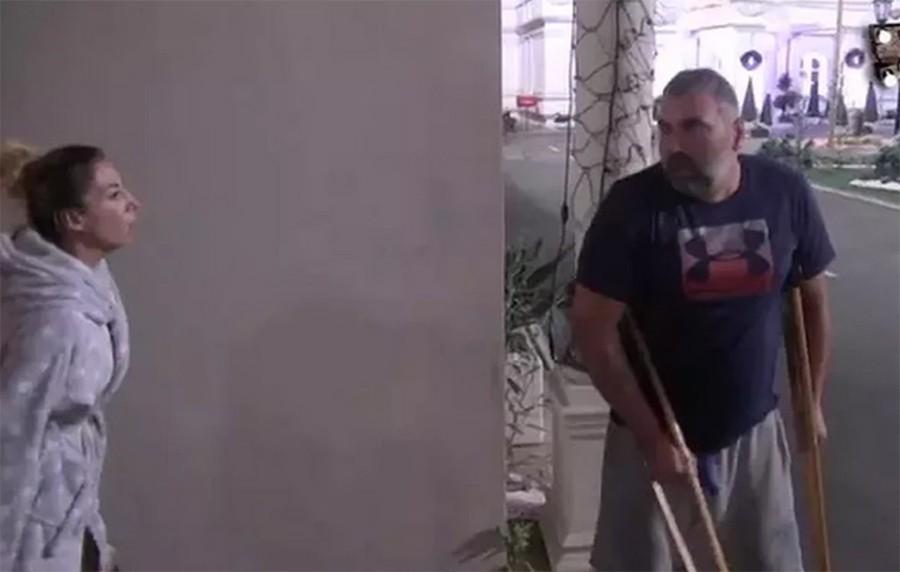 PODNOSE TUŽBU Majka Nadežde Biljić u šoku nakon što je Miki udario njenu kćerku