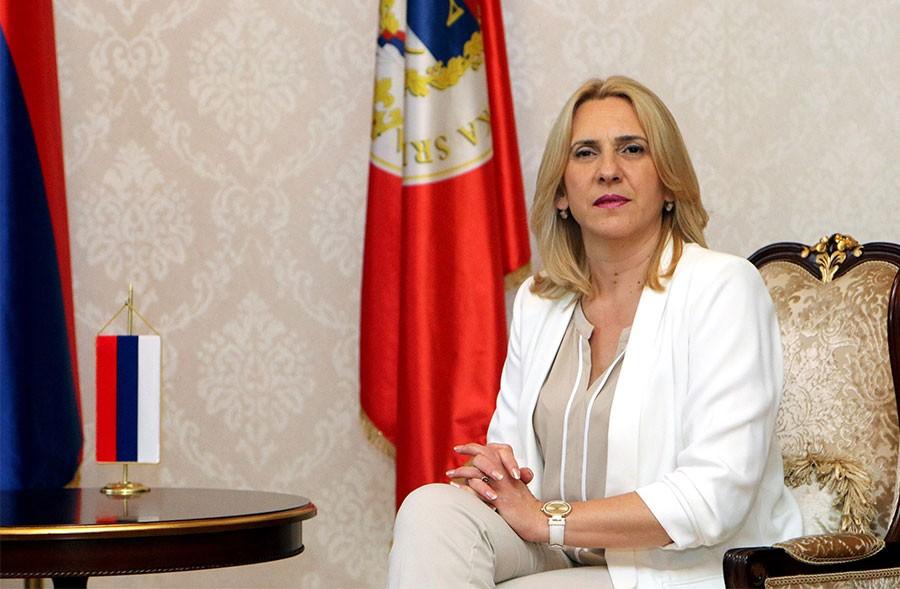 JASNA NAMJERA Cvijanović: Nastavljena politička igra čiji je cilj izbjeći volju birača RS