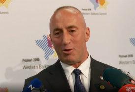 """HARADINAJ PORUČUJE """"Očekujem da Vatikan prizna Kosovo"""""""