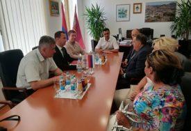 Dodik posjetio Trebinje: Najavljena rekonstrukcija bolnice