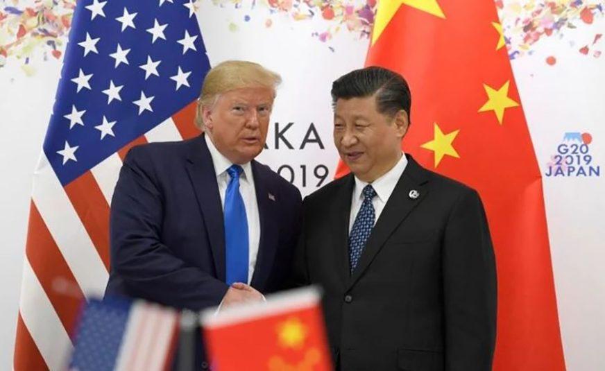"""APEL IZ KINE """"Tramp bi trebalo da ublaži sankcije Sjevernoj Koreji"""""""