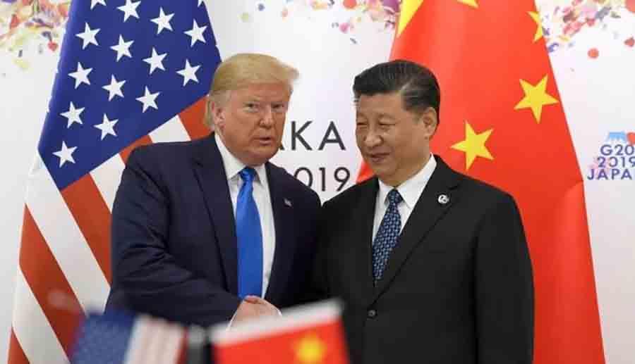 """TRAMP ODLUČAN  """"Sporazum sa Kinom će ići u KORIST AMERIKE"""""""