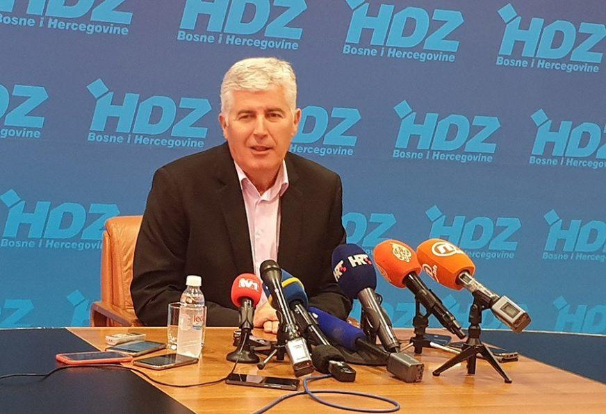 Čović: Vjerujem da ćemo uskoro formirati Savjet ministara
