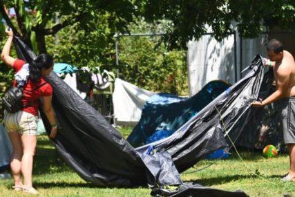 """Policija na """"Egzitu"""" imala PUNE RUKE POSLA: Droga zaplijenjena kod 210 osoba među kojima je 125 stranih državljana"""