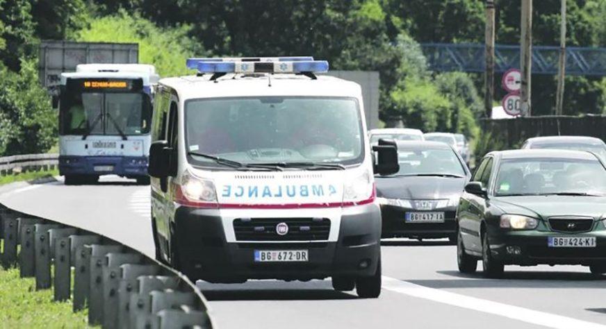 PIJAN AUTOM NALETIO NA DJECU Dva dječaka završila u bolnici, jedan ima POTRES MOZGA