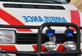 NESREĆA U LAKTAŠIMA Pješaka udario automobil, zbrinut u bolnici
