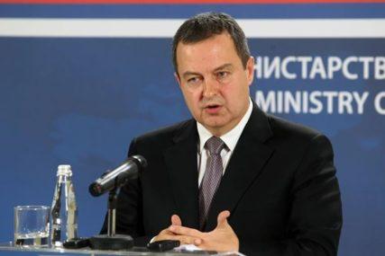 ODGOVOR CRNOGORCIMA Dačić: Malo je NATO, očekujem da zovu i OVK i mudžahedine