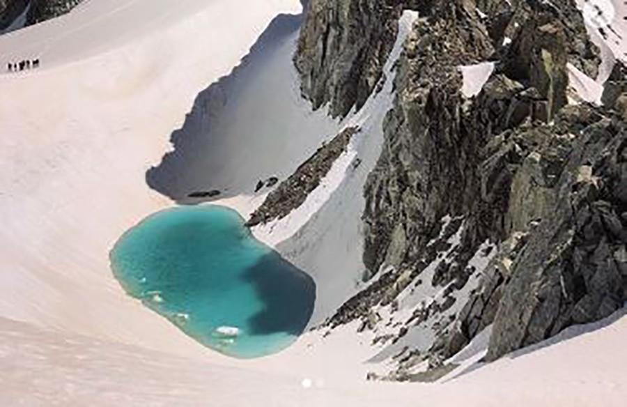 TOPLJENJE GLEČERA POSTAJE OZBILJAN PROBLEM! U francuskim Alpama pronađeno jezero koje nije postojalo