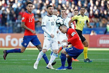ŠOK ZA ARGENTINU Za Mesija bi meč protiv Čilea mogao biti posljednji u reprezentativnom dresu