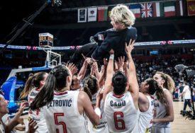 Težak žrijeb za košarkašice Srbije