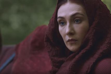 """POZNATO LICE U jednom od spinova serije """"Igra prijestola"""" pojavljuje se i Melisandre"""