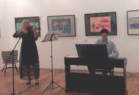 TREĆE GOSTOVANJE Natalija Todorović održala koncert u Novom Gradu