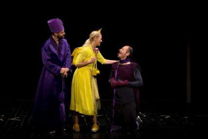 Nevid teatar završava turneju u Banjaluci: Princeza Zlatka stiže u Dom omladine